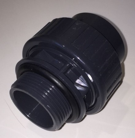 pvc skru-union 63mm. 2