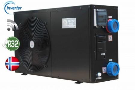 ArcticPro Inverter Eco varmepumpe -WIFI-R32