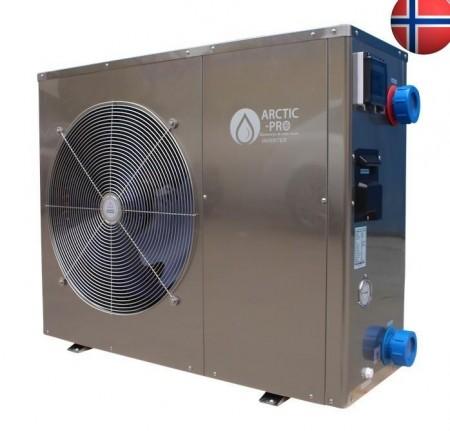 ArcticPro Inverter-Premium varmepumpe til basseng
