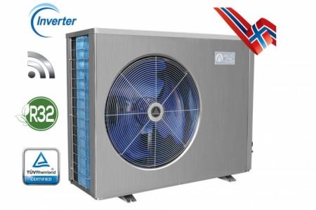 ArcticPro Inverter Premium varmepumpe -WIFI-R32