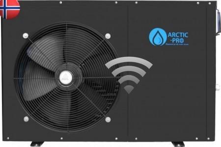 ArcticPro Norges mest solgte varmepumpe til basseng