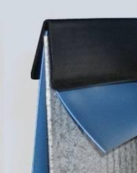 Klemlister til liner (stålplatebasseng)