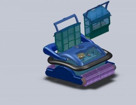 Reservedeler til vannstøvsuger