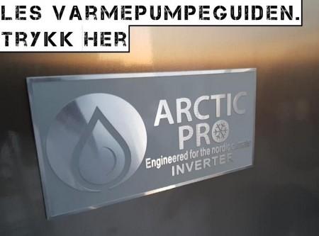 Velg riktig varmepumpe til ditt bruk